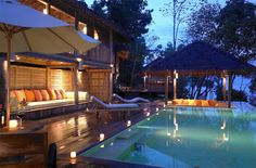 thai resort images | home photography tags home pool thailand koh yao noi resort thailand ...