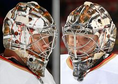 Frederik Andersen Anaheim Ducks Here's a sneak peek at the new Lego Movie-inspired mask being designed for Andersen to wear next season.