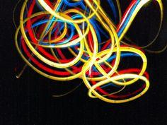 Light Painting | tech program for school-age and teens | Bradley Jones