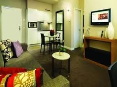 The Adina Apartment Hotel Frankfurt Neue Oper is a great choice for sightseeing and business trips – excellent location, comfortable accommodations and high-quality service.