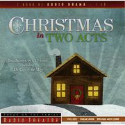 Focus on the Family Radio Theatre - Christmas in Two Acts (sampler CD)  -               By: O Henry