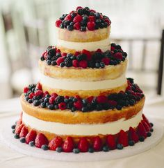 You can have just about any kind of dessert at your bridal shower, but a cake is a fun and pretty way to top off the party. And it's a chance for you to get as creative as you like. We love the idea of a cake in the shape of a teapot or a stack of gifts! Here are a few of our favorite bridal shower cake designs to inspire you.