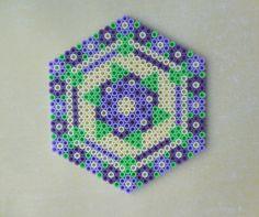 Drink Coaster Hexagonal Tile Home Decor House warming by TCAshop