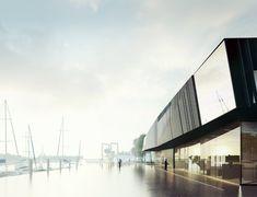 Musée des peintres de la côte d'opale - Tank Architectes