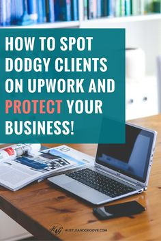 How to spot dodgy clients on Upwork and protect your business! #upwork #freelancing #sidehustle101
