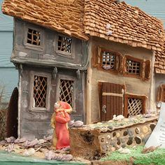 Over the Top Gingerbread Houses via Food & Wine Magazine: Gallons of icing, pounds of chocolate and countless sheets of gingerbread went into building these 13 inventive and incredibly detailed creations, from a towering homage to an '80s comedy film... www.foodandwine.com ...