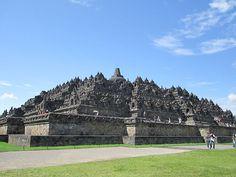 Borobudur Temple in 2013.