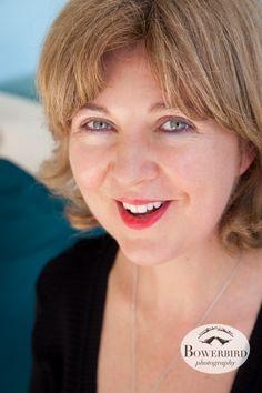 Author Jane Sloane. © Bowerbird Photography 2013; San Francisco Headshot Photography.