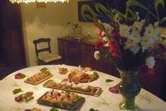 recepção aniversário Table Settings, Events, Place Settings, Tablescapes