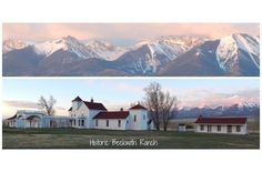Wedding Venue on Hwy 69 near Westcliffe, Co Historic Beckwith Ranch