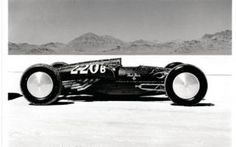 The History of the Bonneville Speedway - Rod Authority