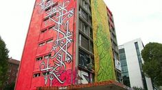 Tower 13: Paris street art space to be demolished  get round there and photograph now