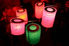 Celebrate the Mid-Autumn Festival aka Chinese Moon Festival with lanterns