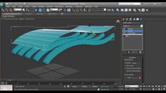 3ds max tutorial - simple architectural surface