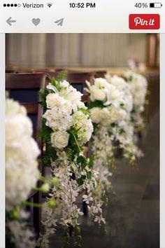 Wedding flowers Repinned by: VilleresFlorist.com