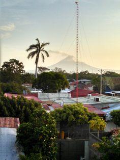 Volcano in nagarote