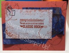 stamping with stace masculine card