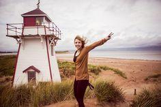 Covehead Lighthouse, Prince Edward Island, Canada