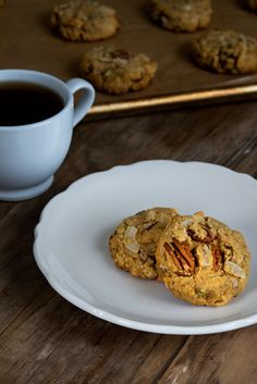 Paleo Breakfast Cookies (Grain Free Dairy Free) - Gluten-Free on a Shoestring