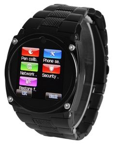 2014 NEW Excelvan® Noble Stainless Steel Bluetooth Phone Watch Unlocked  http://newproductsite.com  #smartwatch