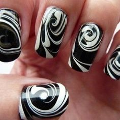 Some Funky Nail Art Designs In Vogue