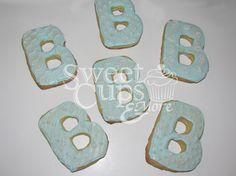 Cookies para el Baby Shower de Benjamín