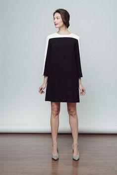 Of Mercer l Stanton Colorblock Dress