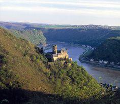 castles around mainz germany | ... Wiesbaden and Mainz: Koblenz walking tour & Rhine Castles by train
