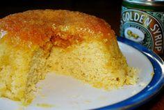 Domestic Sluttery: Baking for Beginners: Granny's Easy Treacle Sponge Pudding