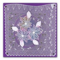 Claritystamp Groovi Plates - Madeleine and Wallflower