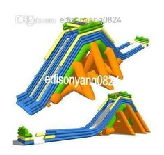 Bouncy Castle huge big Jumping Inflatable water slide toys Trampoline We Finance