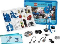 LEGO Education Macchine motorizzate semplici