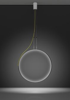 The Eclipse light is an multifunctional light source based on the idea of psycological harmony. Creates the visual comfort and relaxation atmosphere by it's soft circle light.