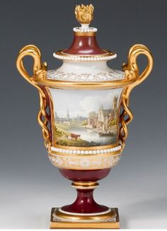 English porcelain by the The Flight & Barr Partnership 1783 – 1840