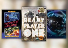 If you've read Ready Player One and are looking for books like it, check out these titles. They'll fill the void left by RPO and satisfy your inner geek.