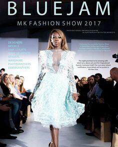 Blue Jam, Awards, Fashion Show, Stylists, Wedding Dresses, Model, How To Make, Hair, Design