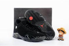 https://www.jordanse.com/2016-air-jordan-14-all-black-shoes.html 2016 AIR JORDAN 14 ALL BLACK SHOES Only 98.00€ , Free Shipping!