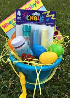 Easter basket ideas for toddlers boys ideas and baskets negle Image collections