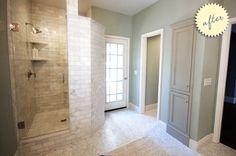 tile on shower as kitchen back splash?
