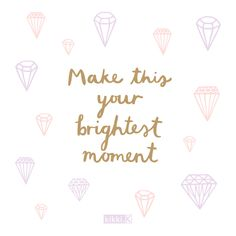 Make this your brightest moment. #kikkiK #livebright www.kikki-k.com