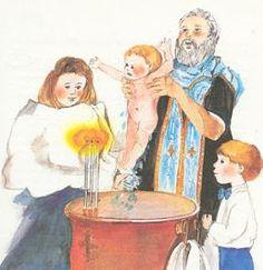Έθιμα βάπτισης - http://vaptistika.org/ethima-vaptisis/