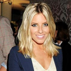 think i just found my new cut and color.  Mollie King is adorable!