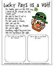 https://www.teacherspayteachers.com/Product/Free-Lucky-the-Leprechaun-Activity-Follow-Up-213063