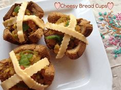 Chessy Bread Cups