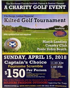 Join us for a #Charity #Golf Event @ Marsh Landing Country Club in Ponte Vedra Beach Florida. Check out the flyer for details call (904) 725-5744 or visit neflgames.com. --- #charitygolfevent #charitygolf #marshlanding #pontevedra #florida #fieldsauto #jacksonville #JLRJax #JLRJacksonville #Jaguar #LandRover #RangeRover #Jacksonville #Florida #Instagram