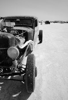 Bonneville Speed Week 2012