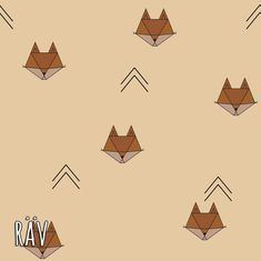 Here is the third of our six exclusive ILUS prints.  🦊RÄV ©️Copyright - All rights reserved. How cute are our foxes? Want to see more? stay tuned...  #diy #ilus #rav #iloveyousew #thesewrevolution