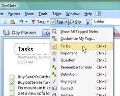 A nerd's guide to organizing your life with Microsoft Onenote