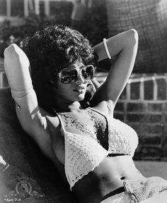 Pam Grier, 1973