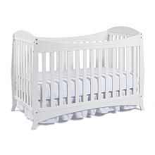 Pinehurst Convertible Crib Tea Stain Babi Italia
